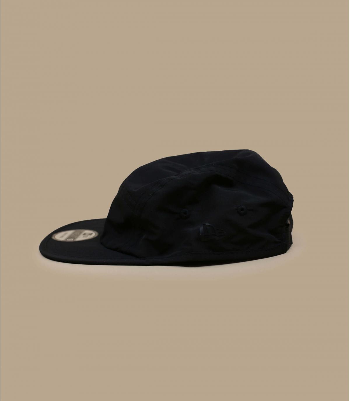 Détails Casquette Shiny pack Camper black - image 3