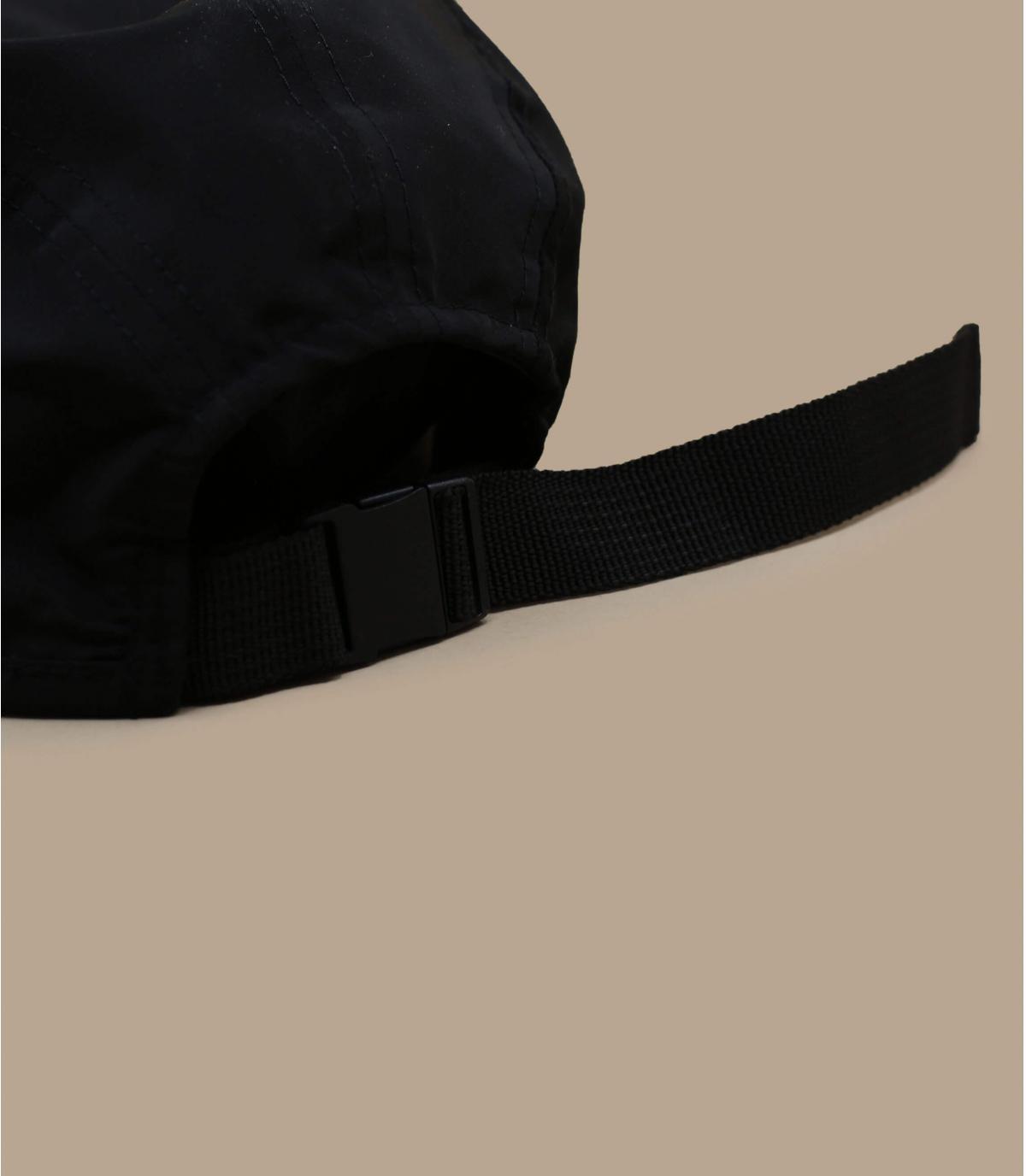 Détails Casquette Shiny pack Camper black - image 4