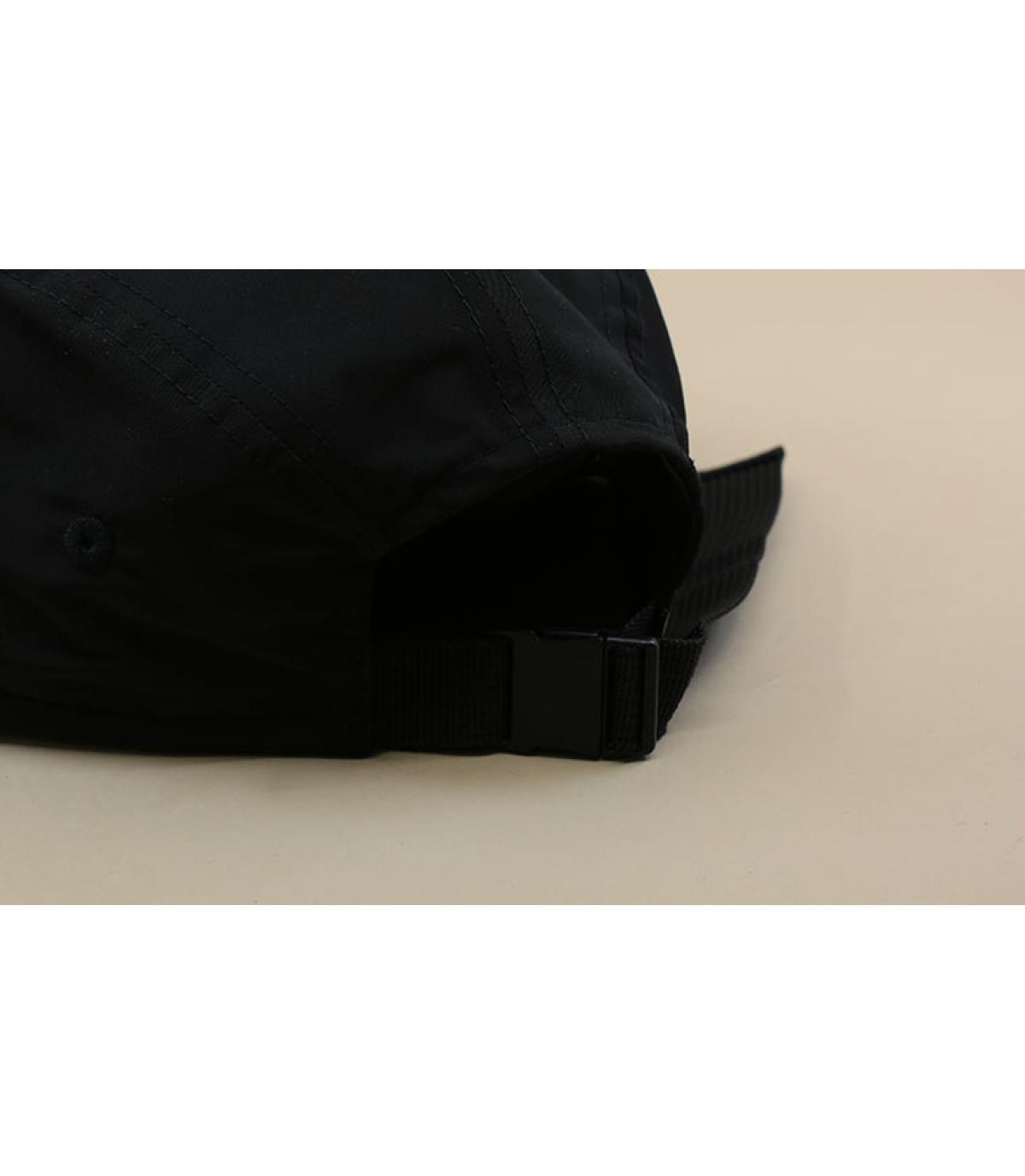 Détails Casquette Shiny pack Camper black - image 5