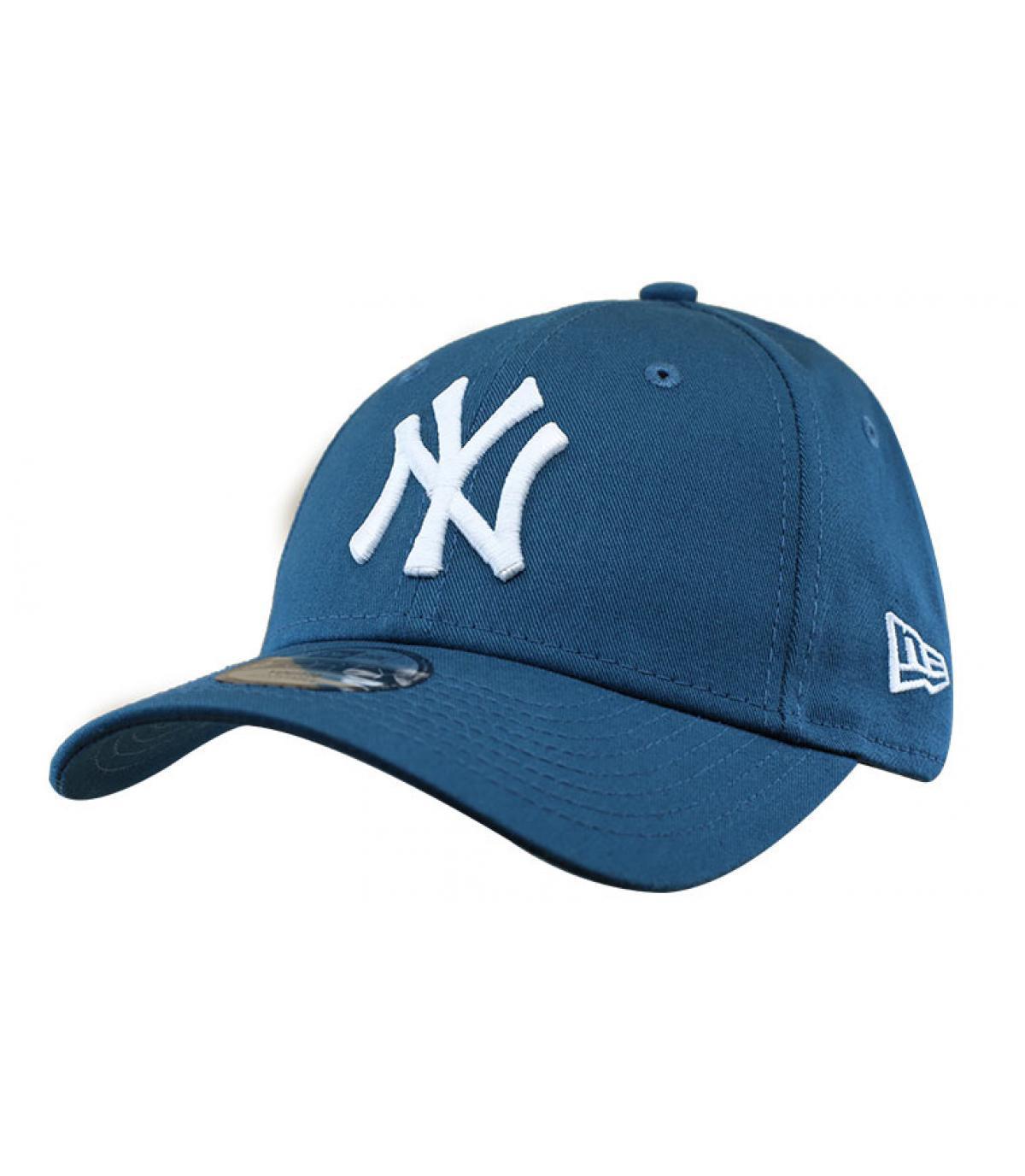 casquette enfant bleu NY