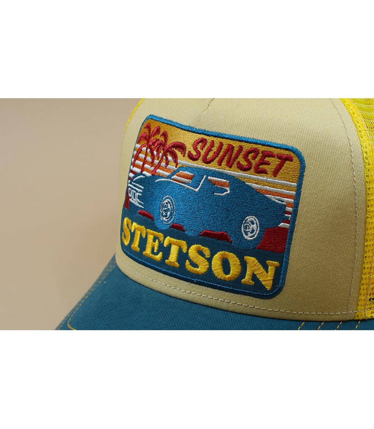 Détails Trucker Cap Sunset - image 3
