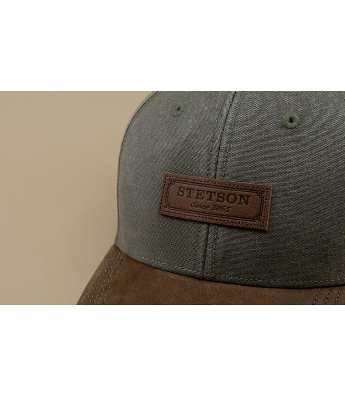Détails Baseball Cap Cotton - image 3