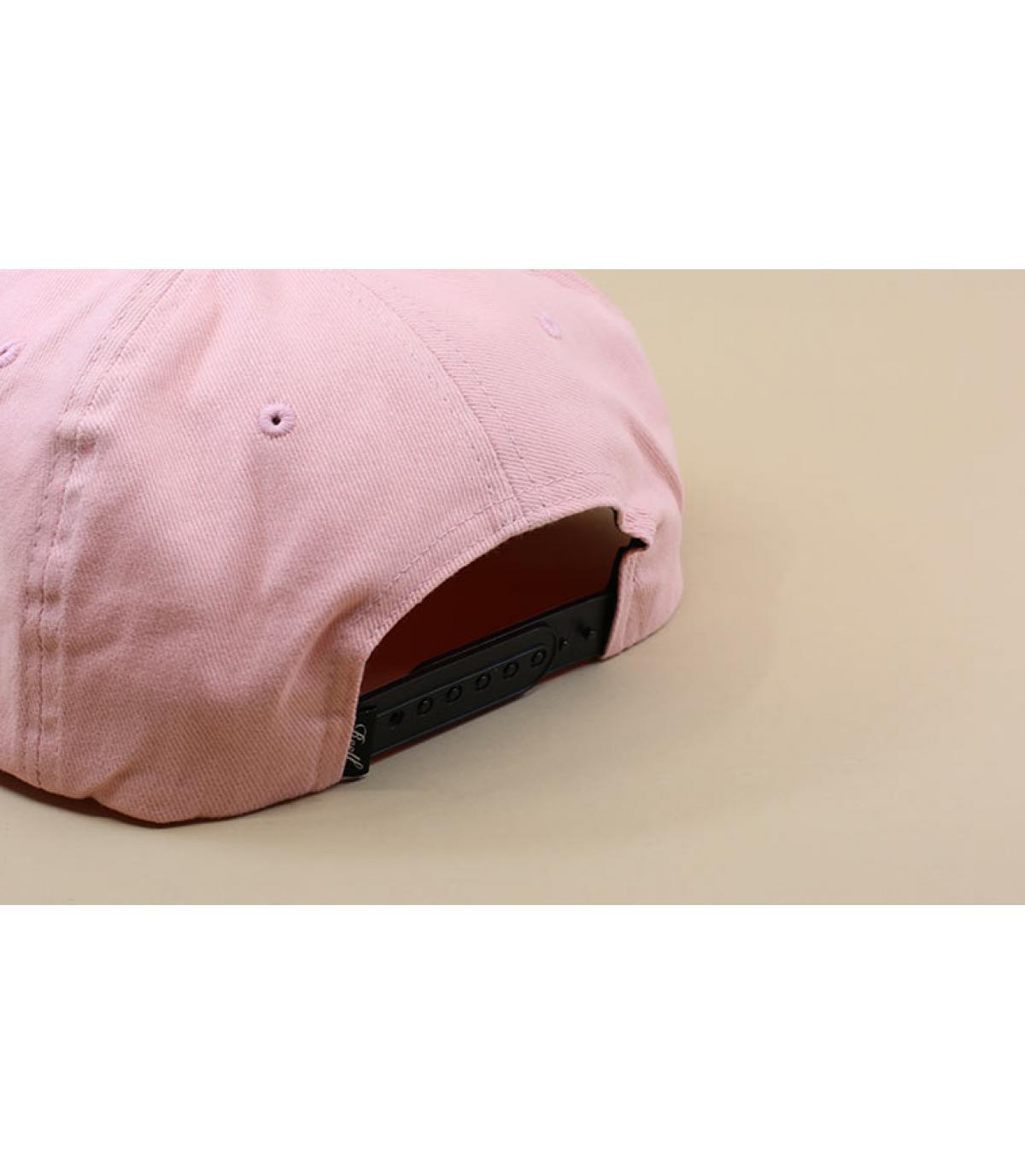 Détails Suede Cap dusty pink - image 5