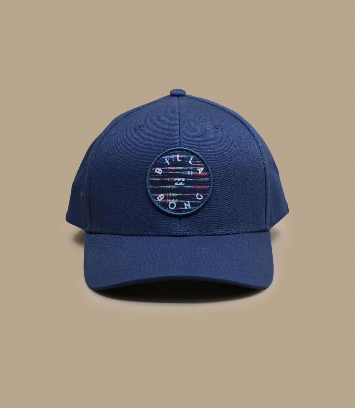 casquette Billabong enfant bleu