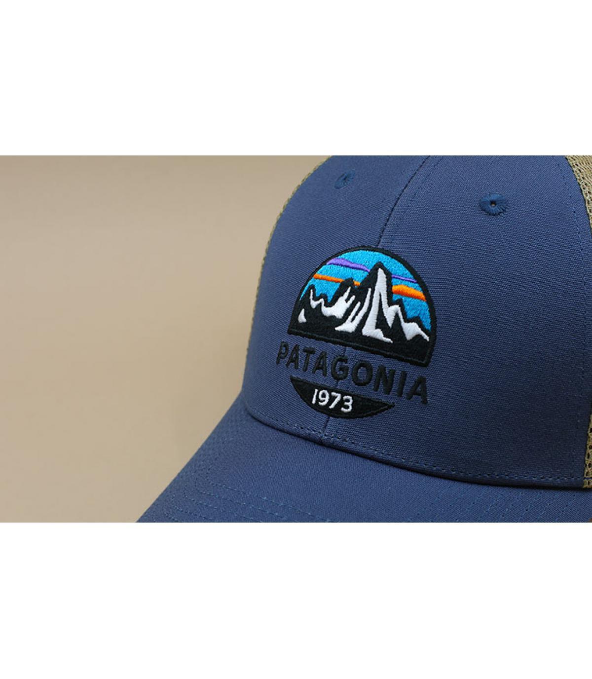 Détails Fitz Roy Scope Trucker LoPro dolomite blue - image 3