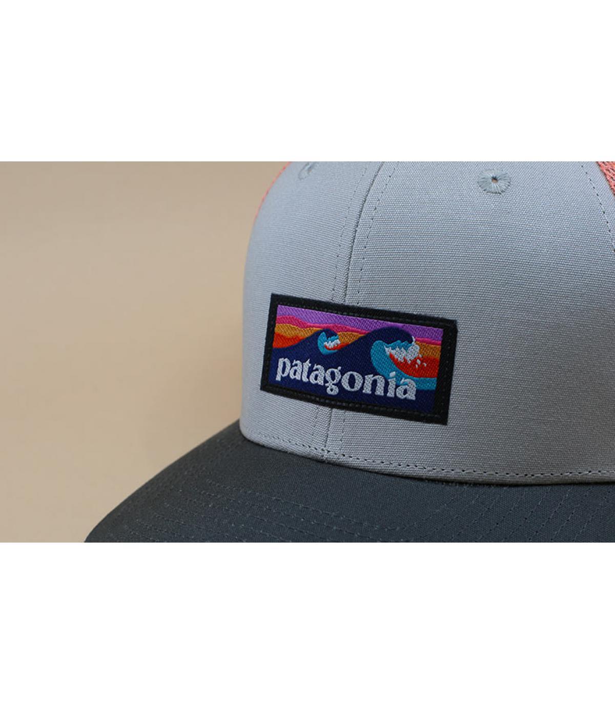 Détails Kids Trucker Boardshort Logo drifter grey - image 3