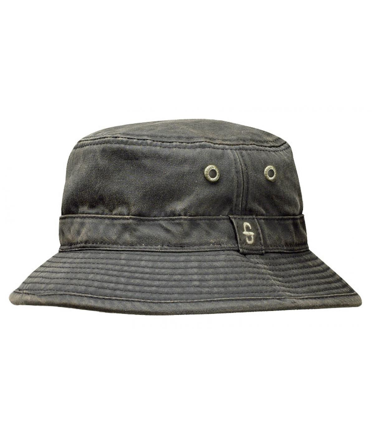 Chapeau bob Stetson noir