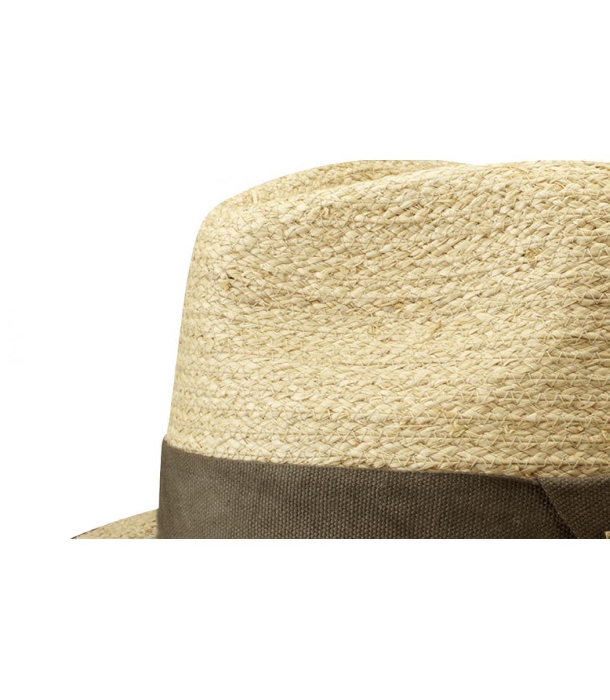 Détails Chapeau Merriam raffia - image 2