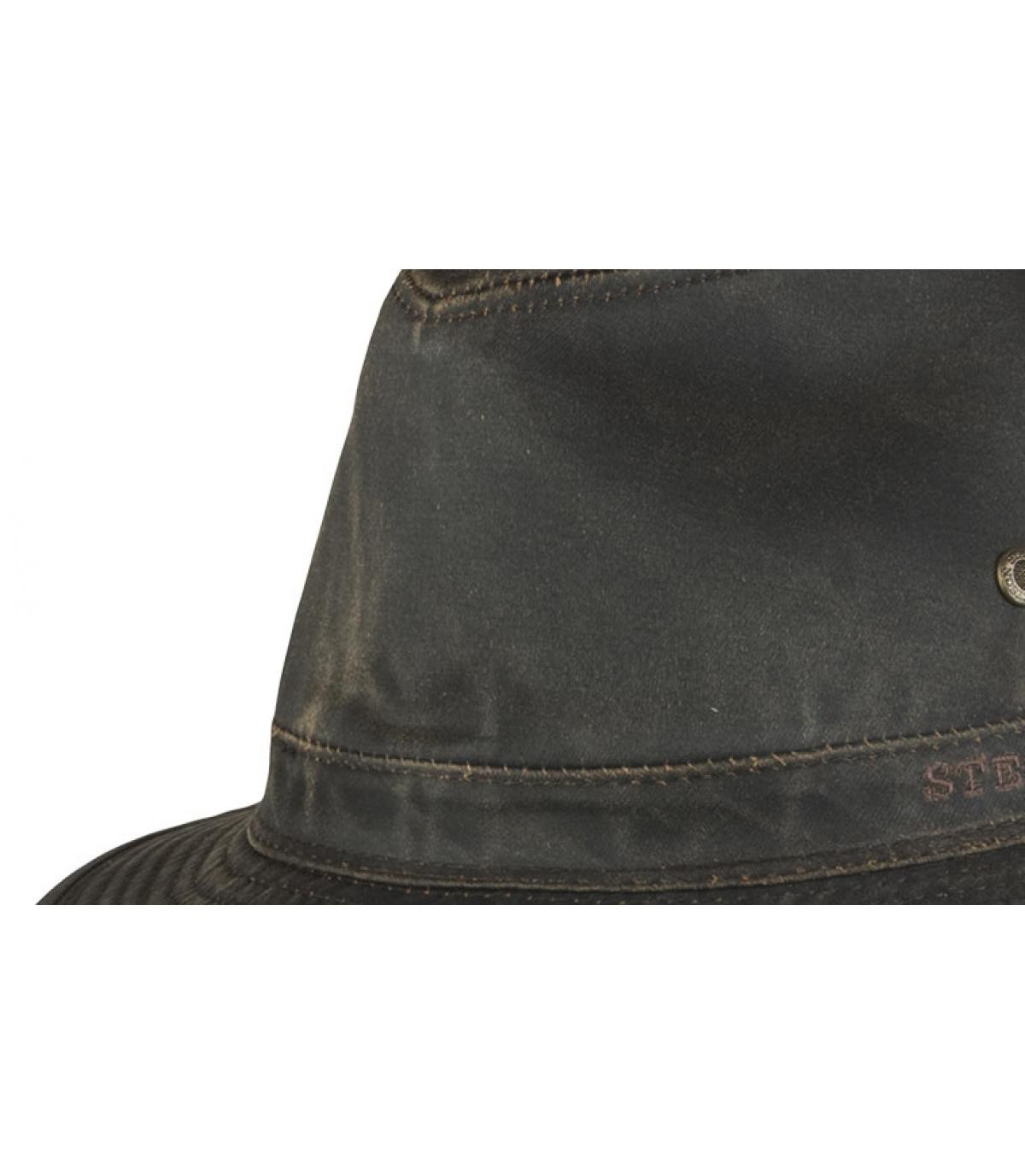 Chapeau coton Stetson