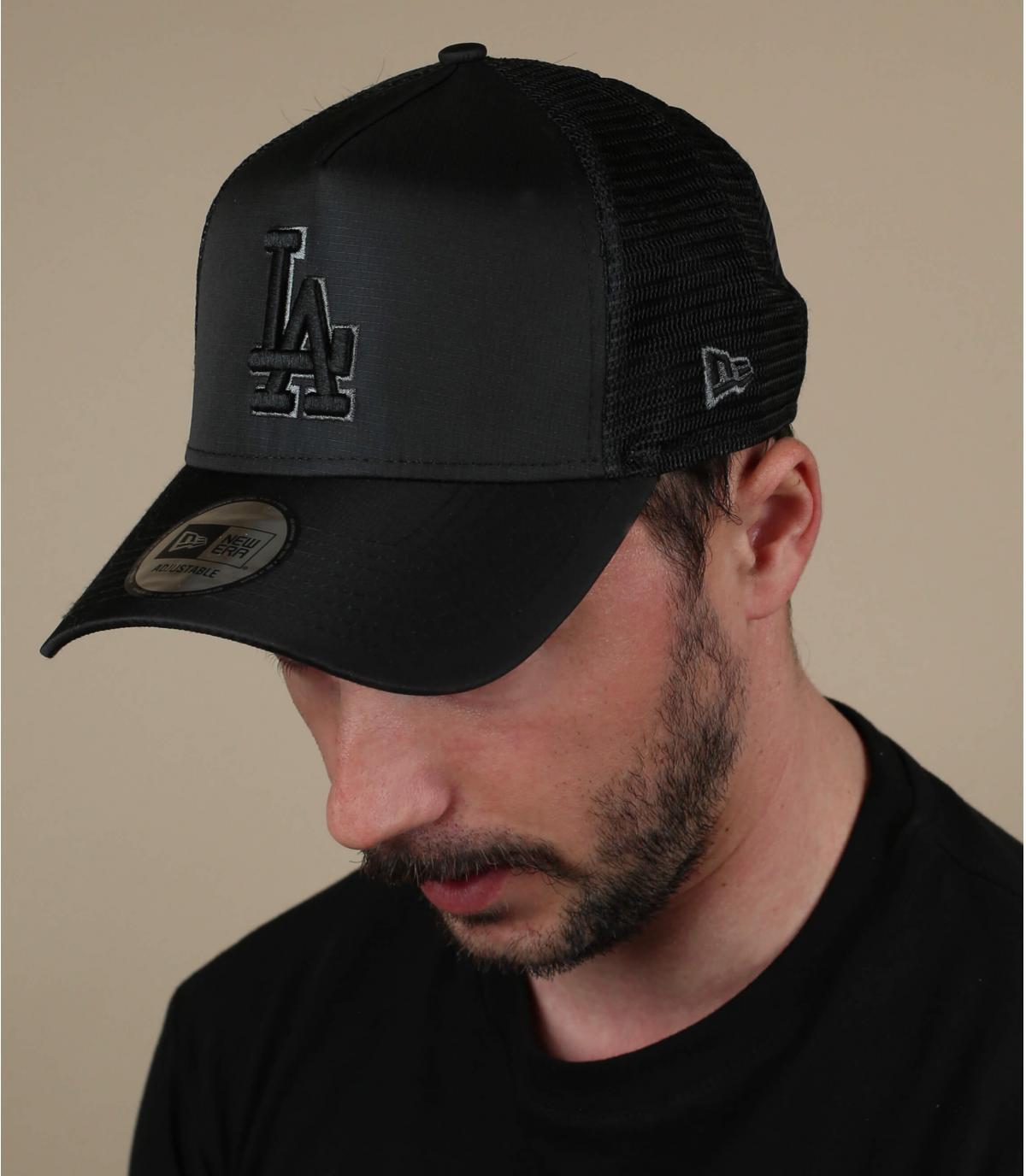 trucker LA noir