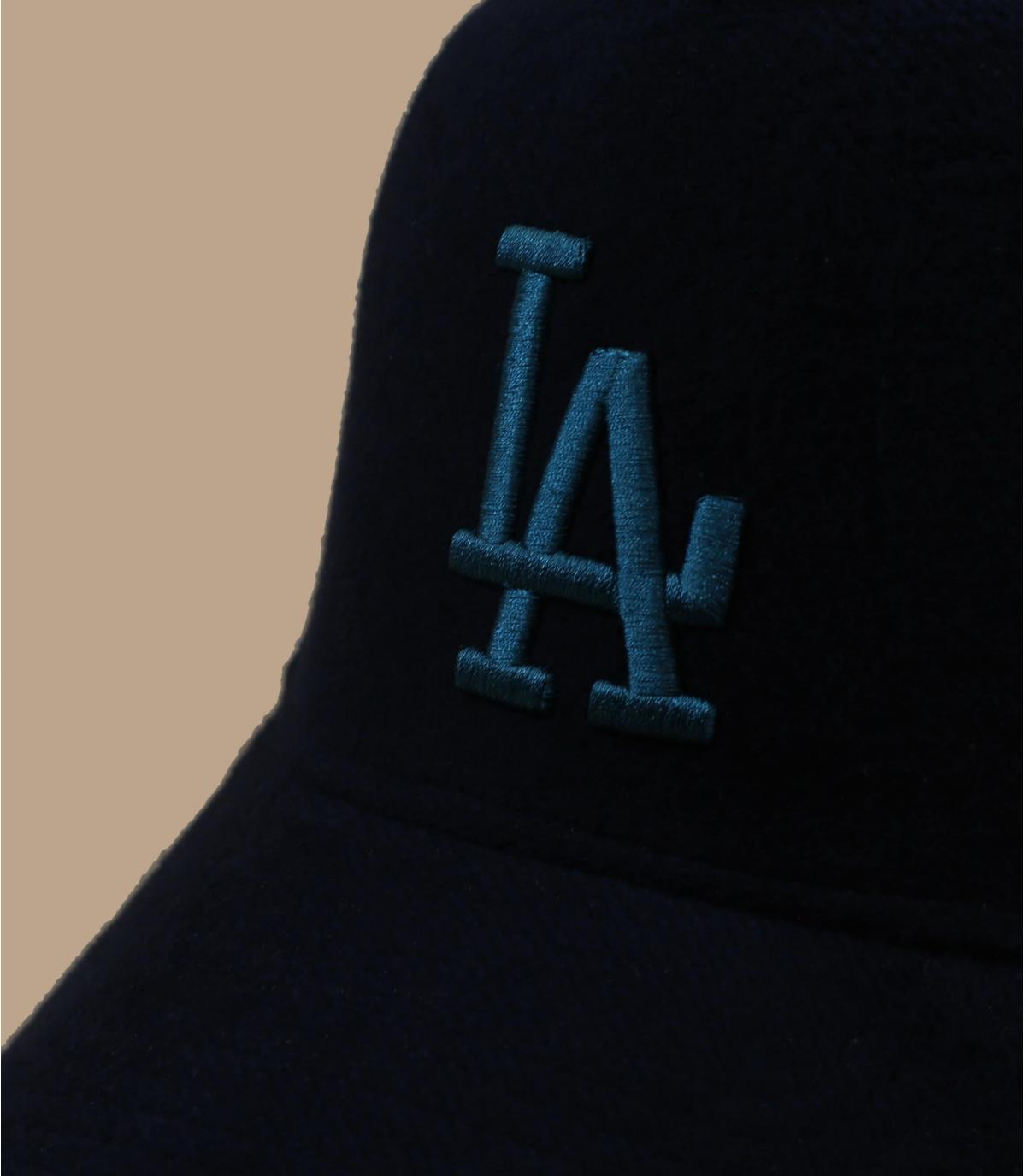 Détails Trucker MLB LA navy cadet blue - image 2
