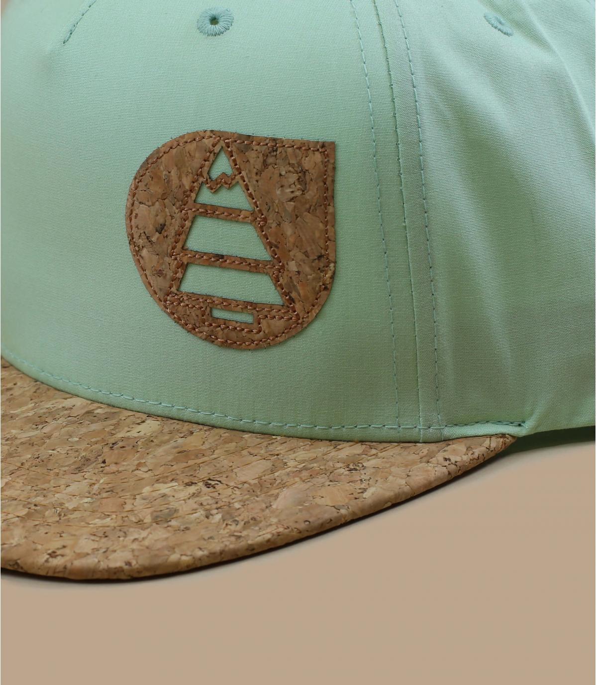 casquette Picture vert liège