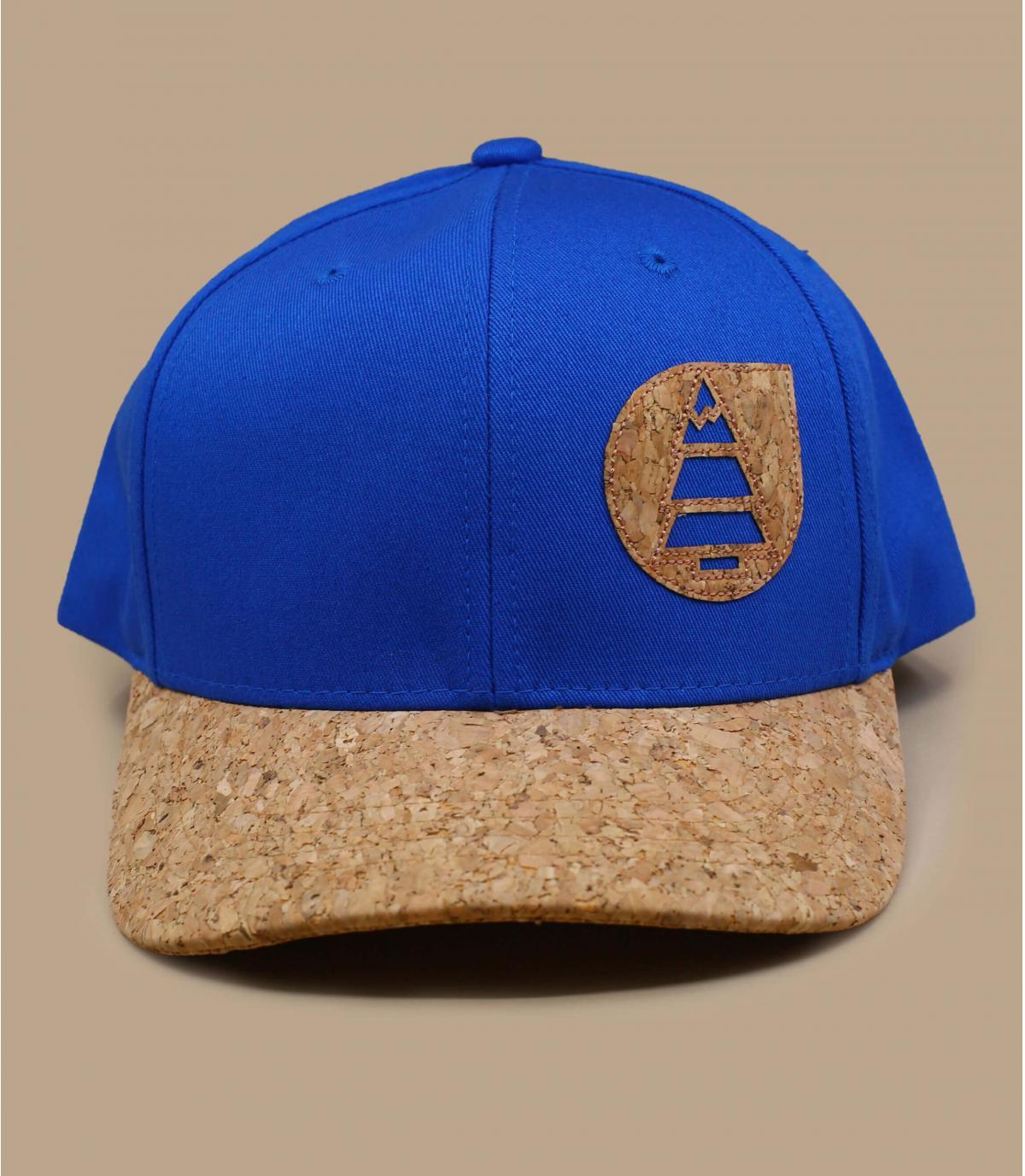 casquette Picture bleu