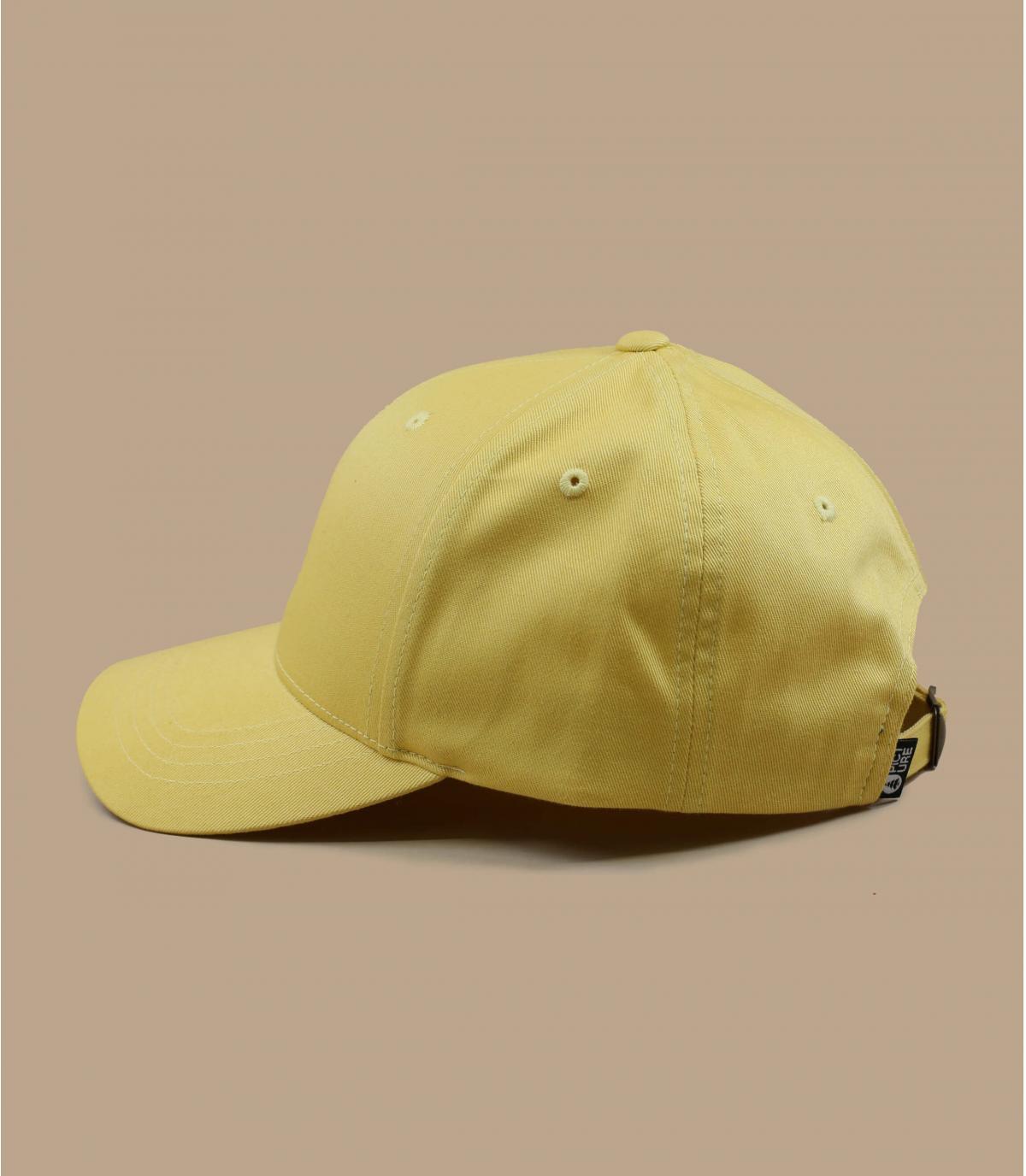 casquette Picture jaune