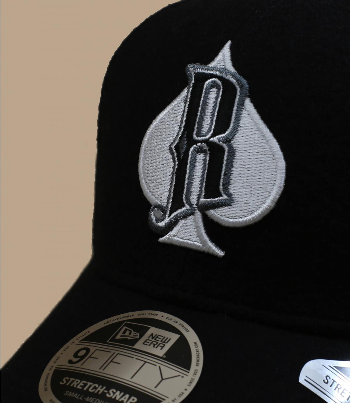 casquette Reno Aces noir