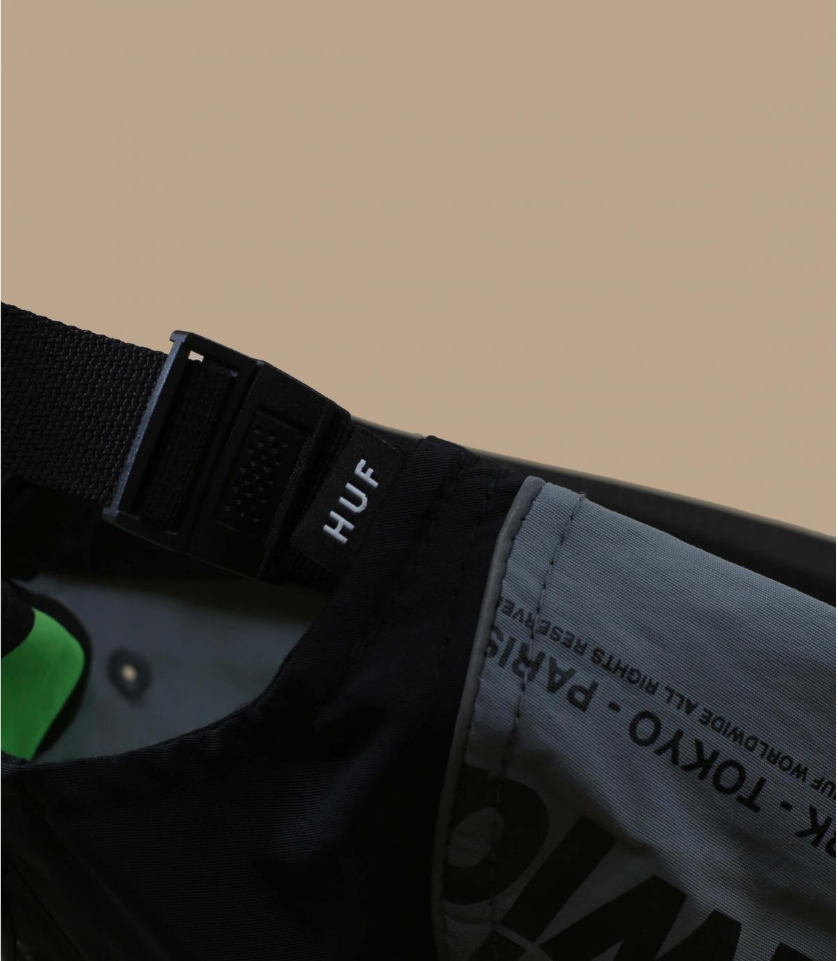 Détails Conceal Pocket Volley black - image 4