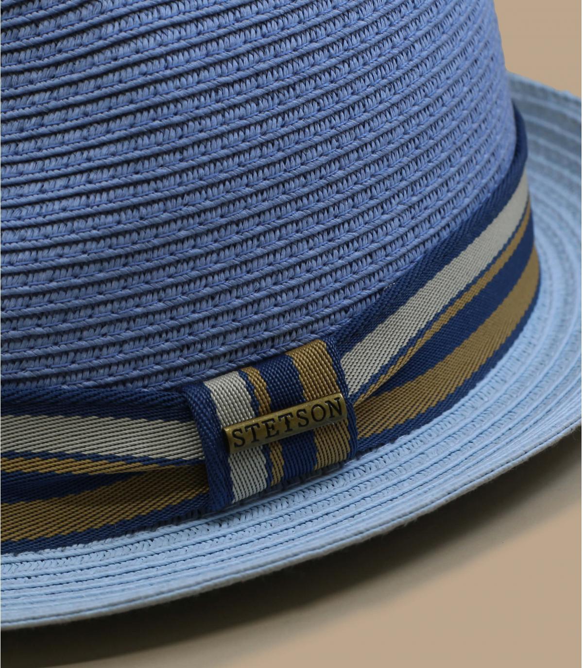 Détails Trilby Toyo light blue - image 2