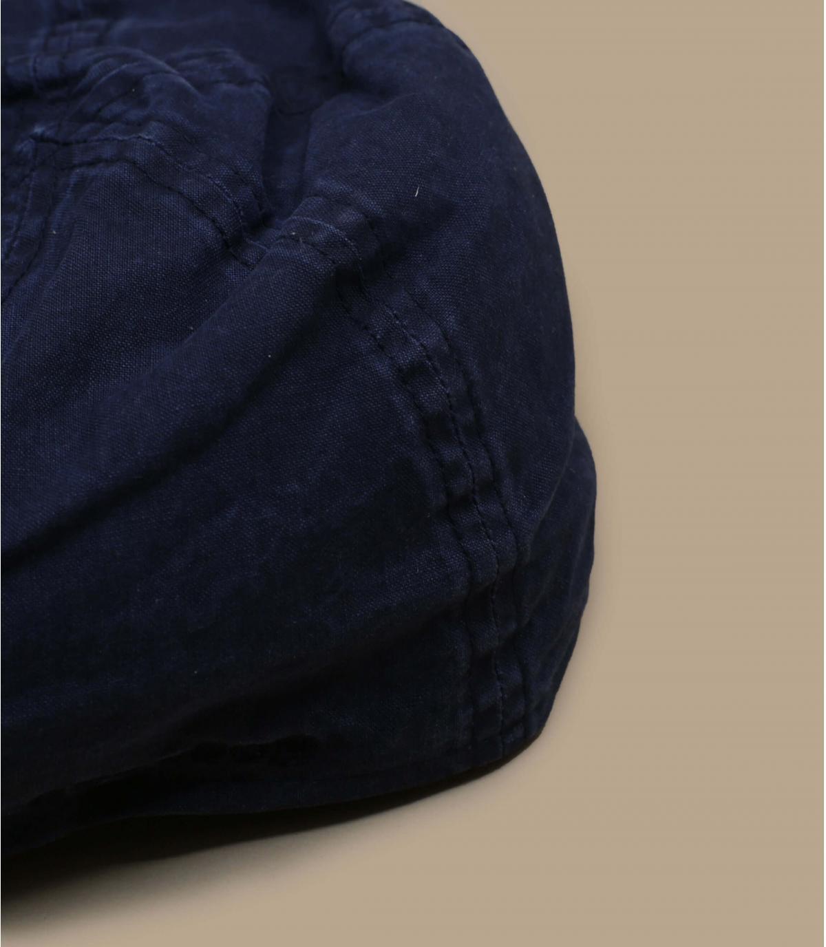Beret duckbill bleu