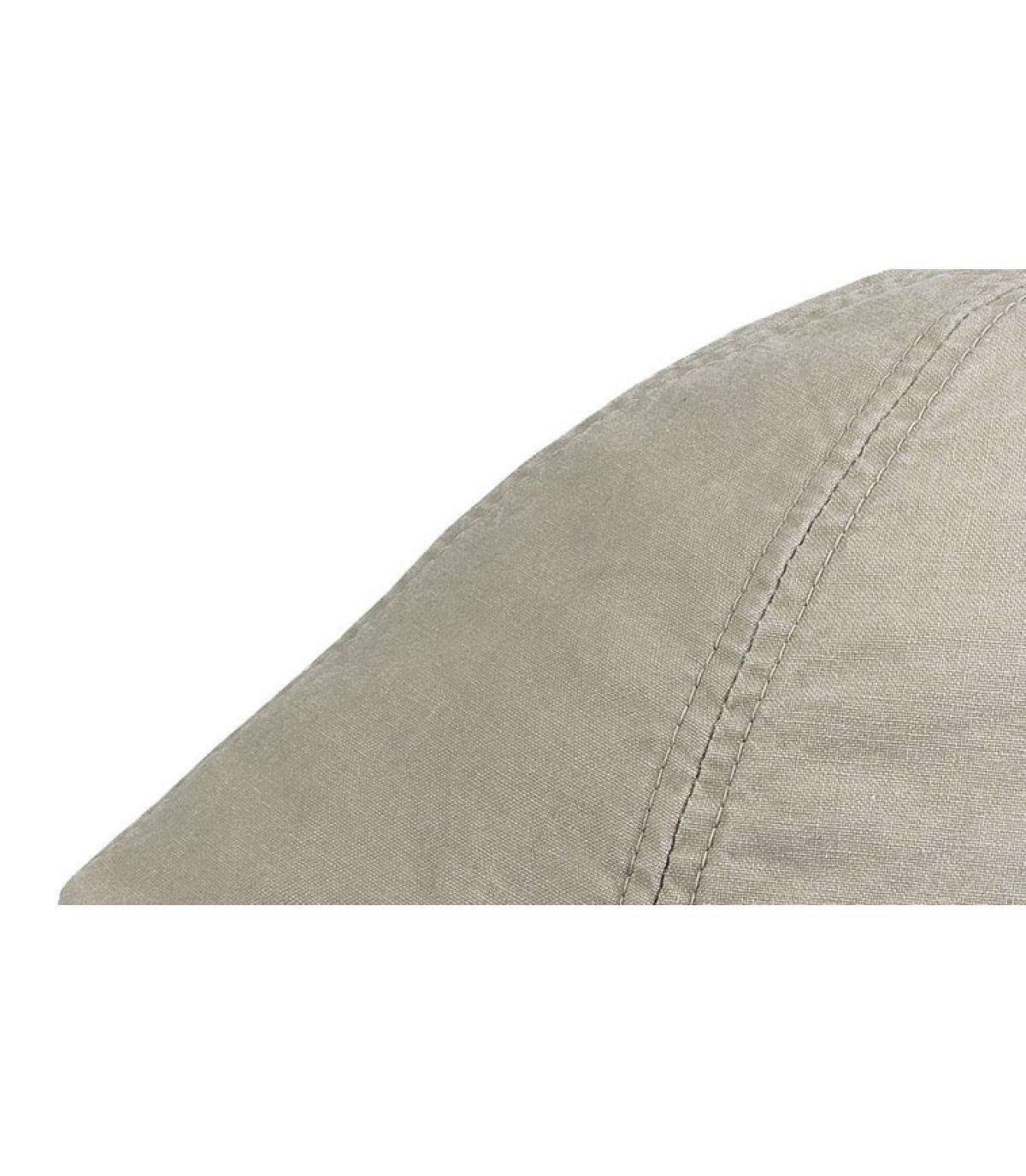 Détails Texas organic cotton beige - image 2