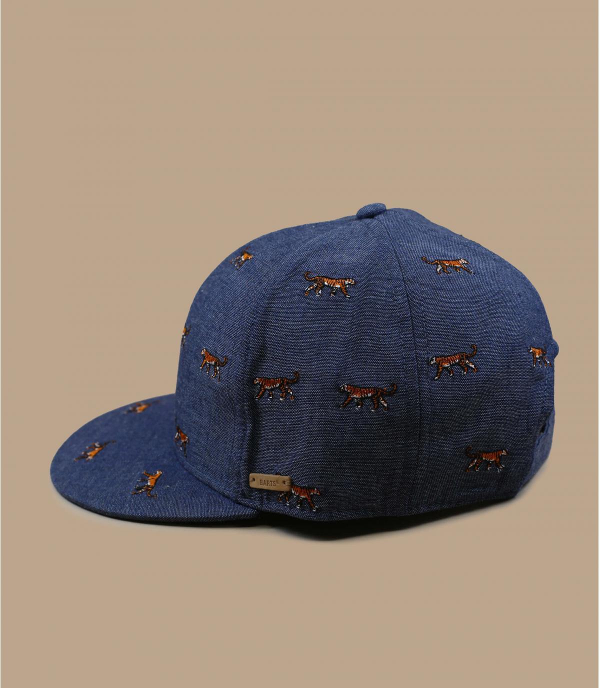 casquette tigres enfant