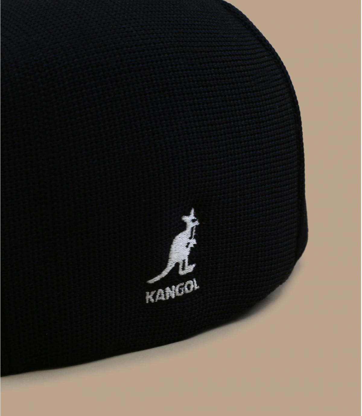béret noir été Kangol