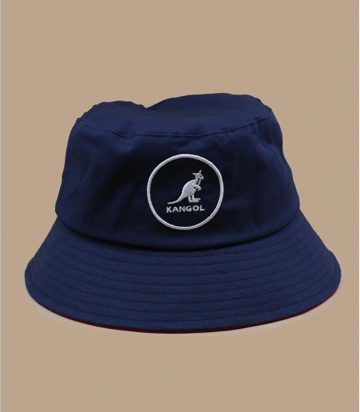 Détails Cotton Bucket navy - image 2