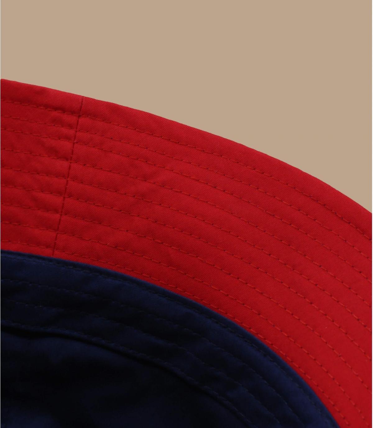 Détails Cotton Bucket navy - image 3
