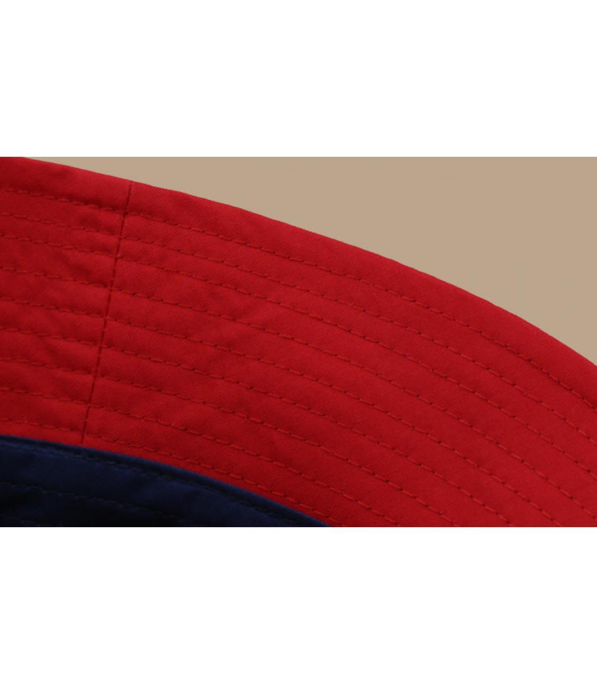 Détails Cotton Bucket navy - image 4