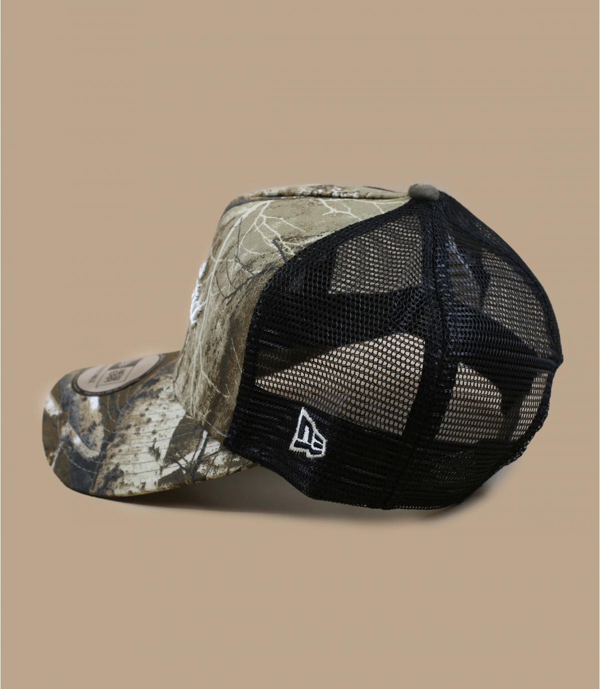 Détails Trucker Real Tree camo - image 3