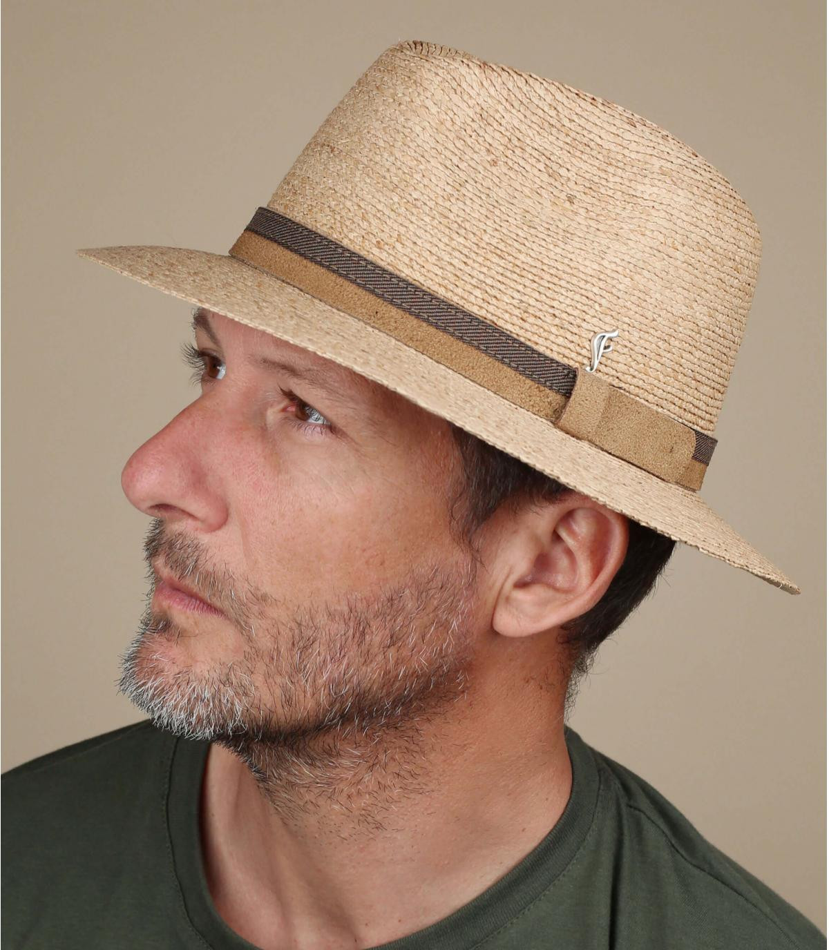 chapeau paille Fléchet