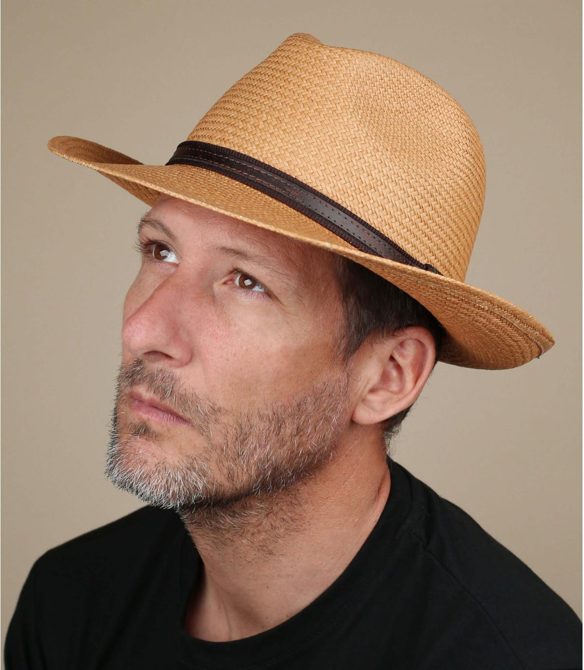 chapeau paille panama