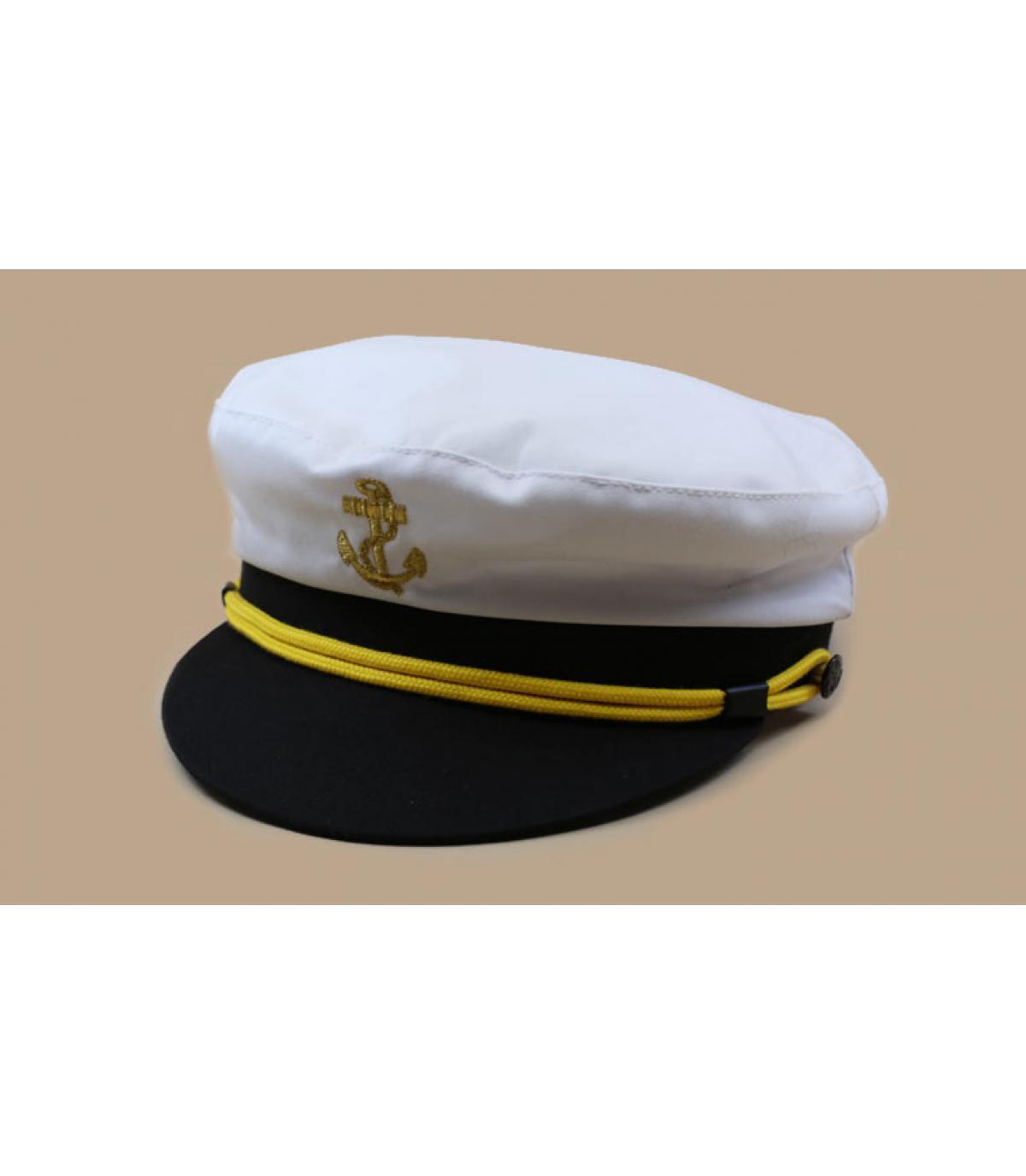 Détails Casquette Capitaine - image 3