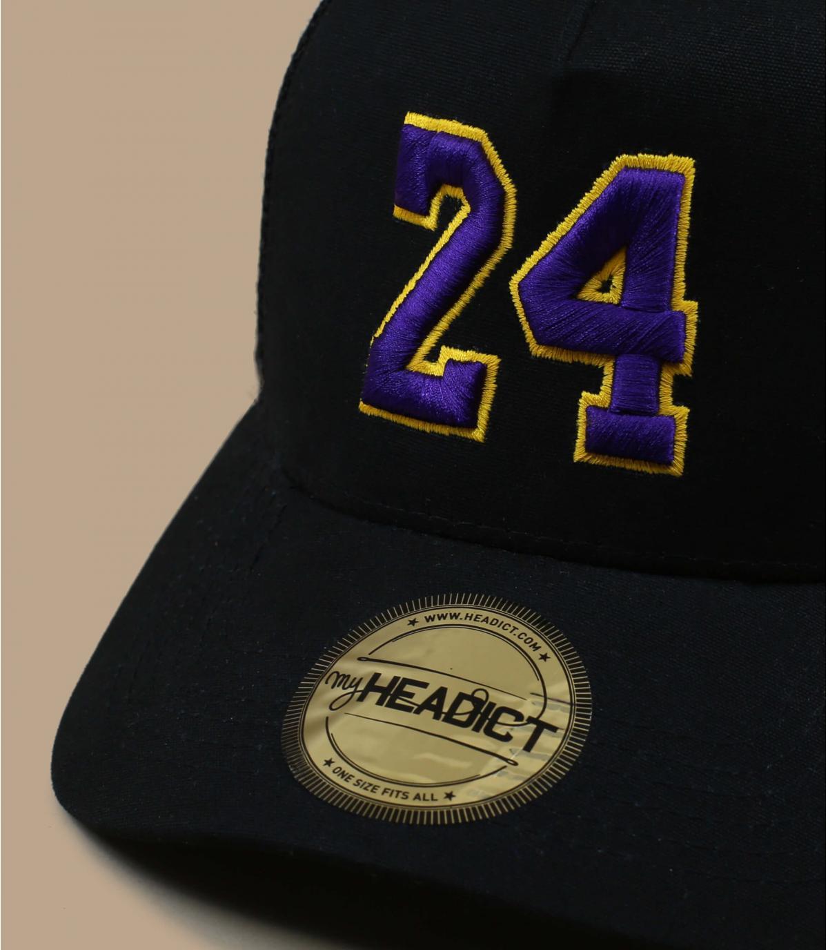 trucker noir24