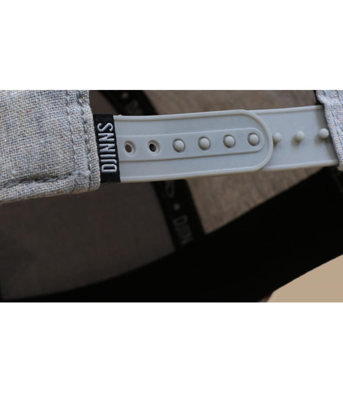 Détails Multimelange Snapback grey - image 5