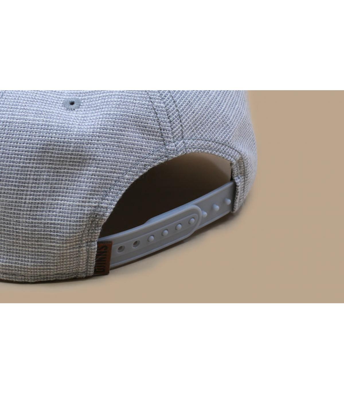 Détails Metal Patch grey - image 5