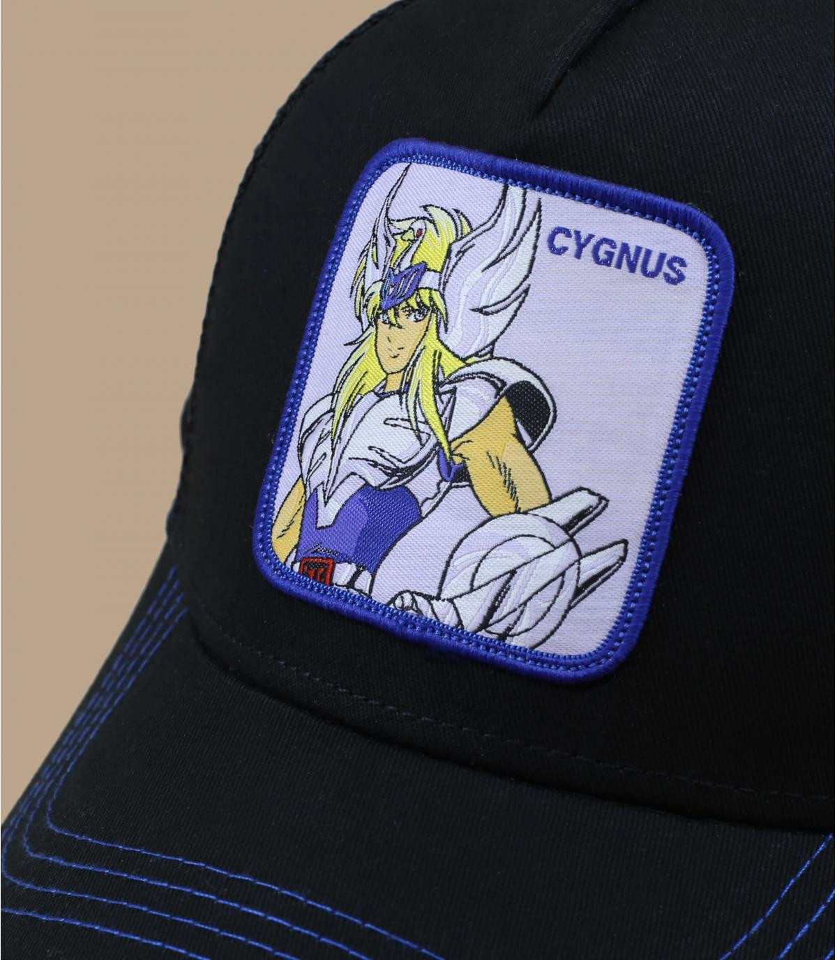 trucker Cygnus Chevaliers Zodiaque