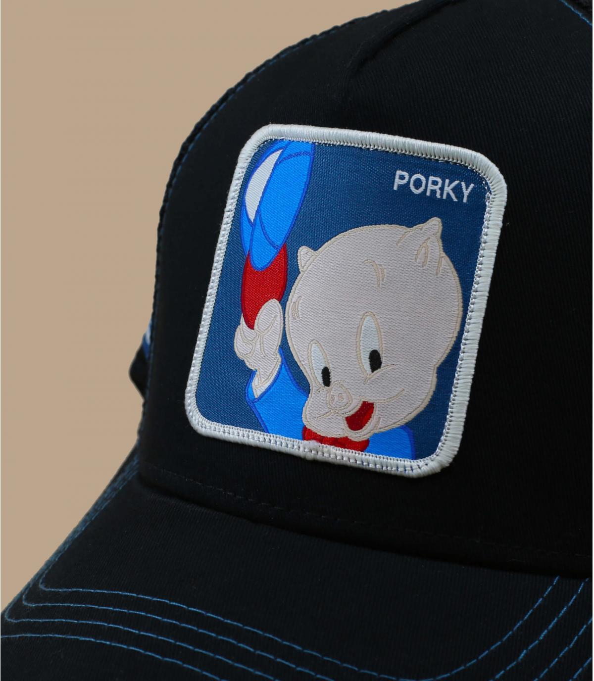 trucker Porky Pig