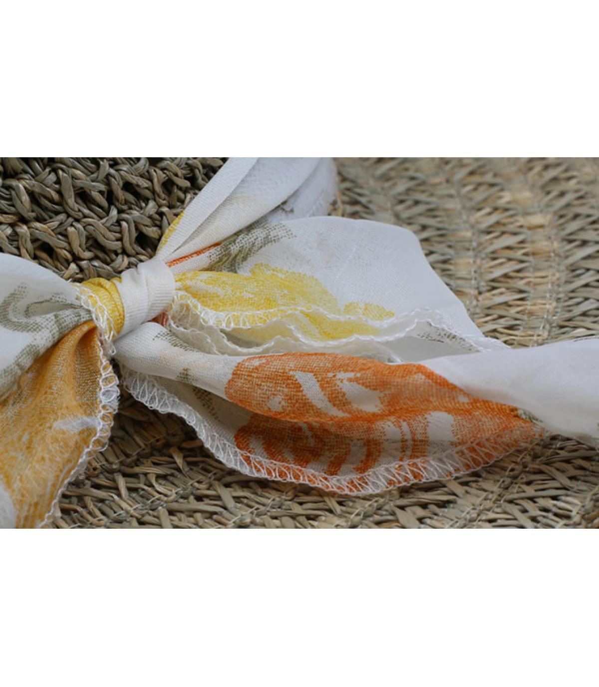 Détails Aria orange - image 3