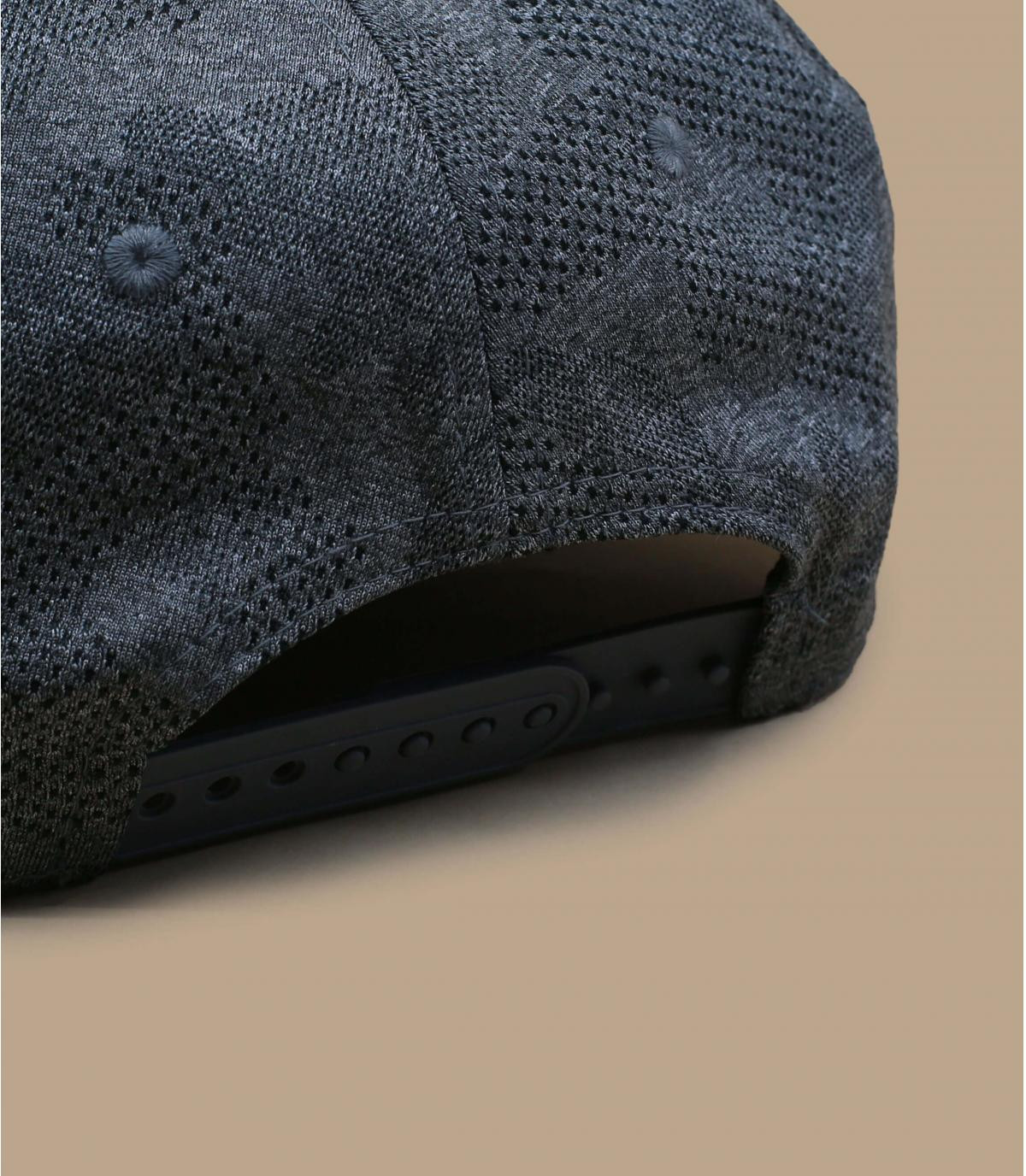 Détails Snapback Engineered Plus NY black - image 4