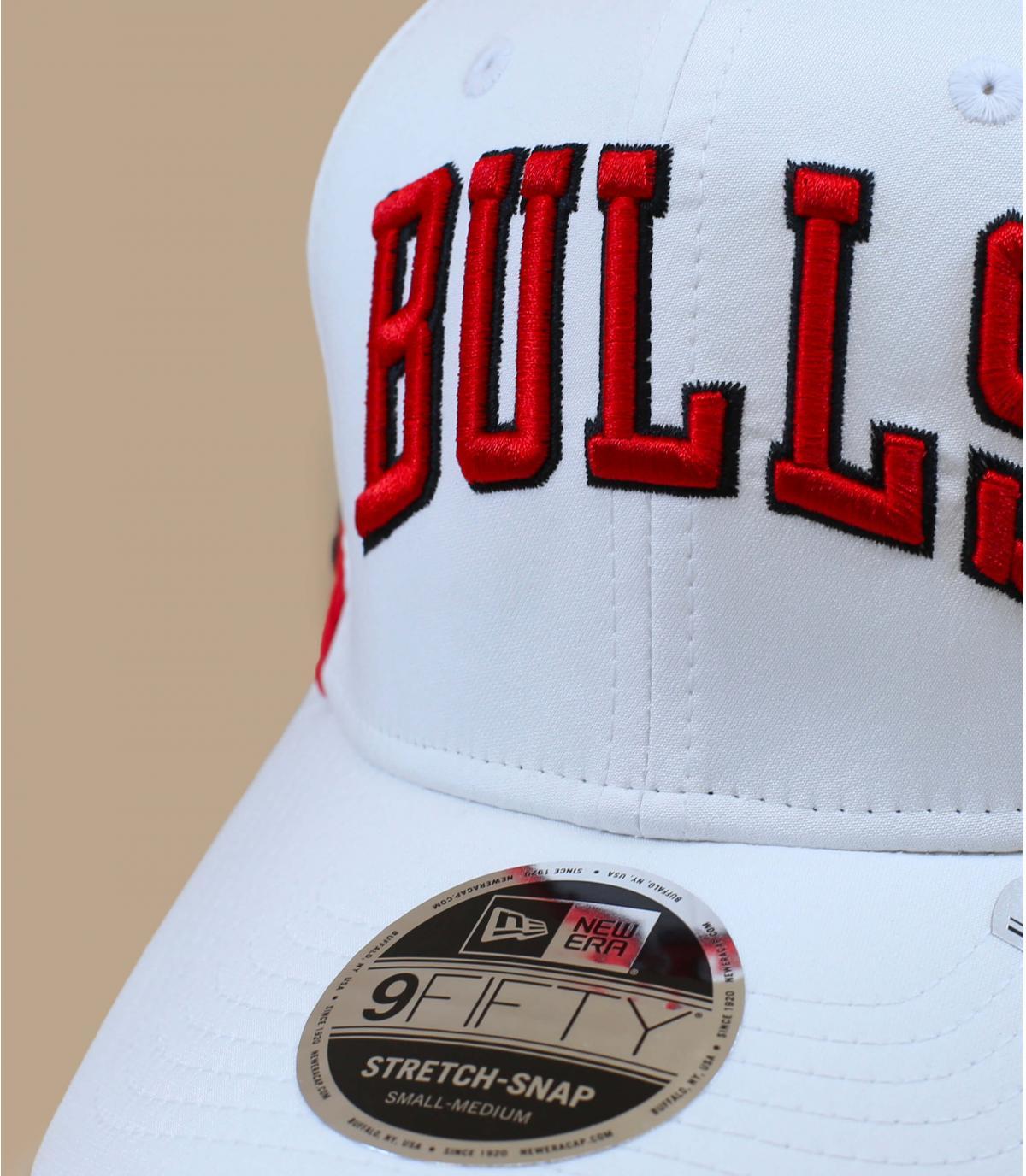 Détails Snapback NBA Stretch Hook Bulls - image 3
