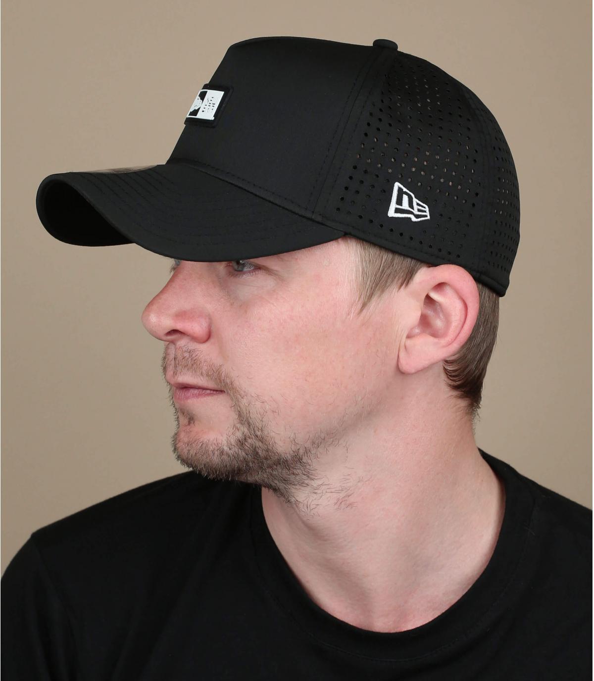 casquette New Era noir