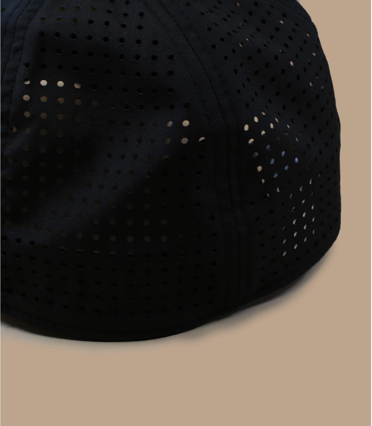 Détails Casquette Poly A Frame 3930 black - image 4