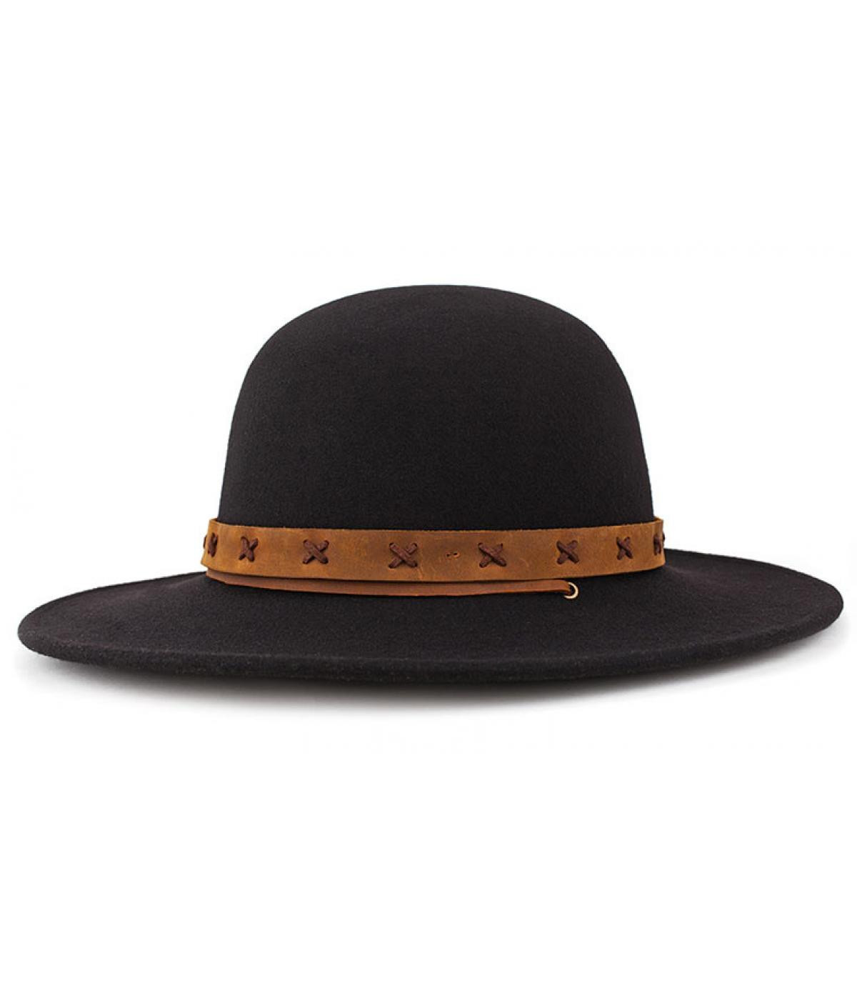 Chapeau homme feutre Brixton