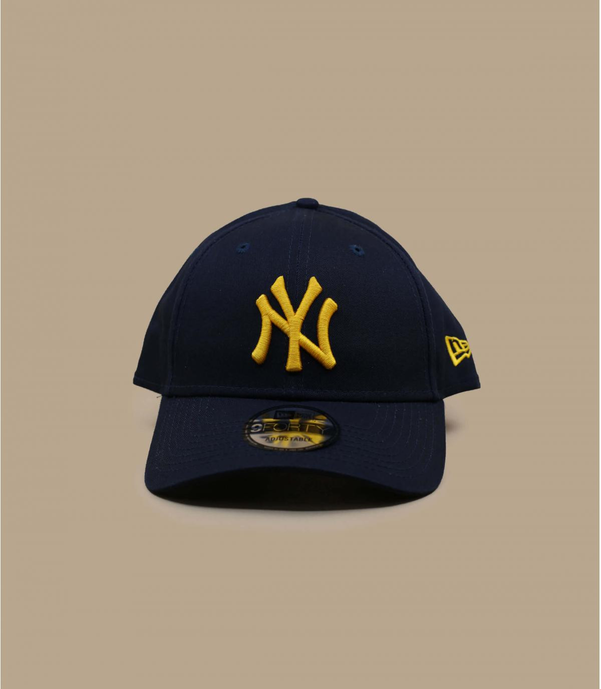 Détails Casquette Infill 940 NY navy - image 2
