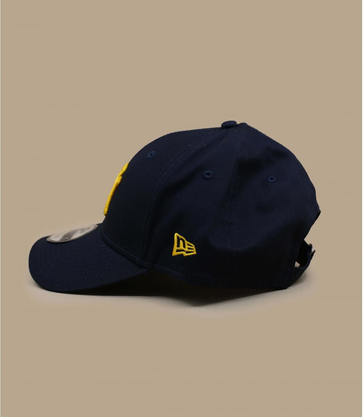 Détails Casquette Infill 940 NY navy - image 3