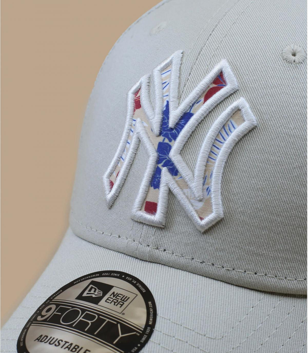 Détails Casquette Infill 940 NY stone - image 2