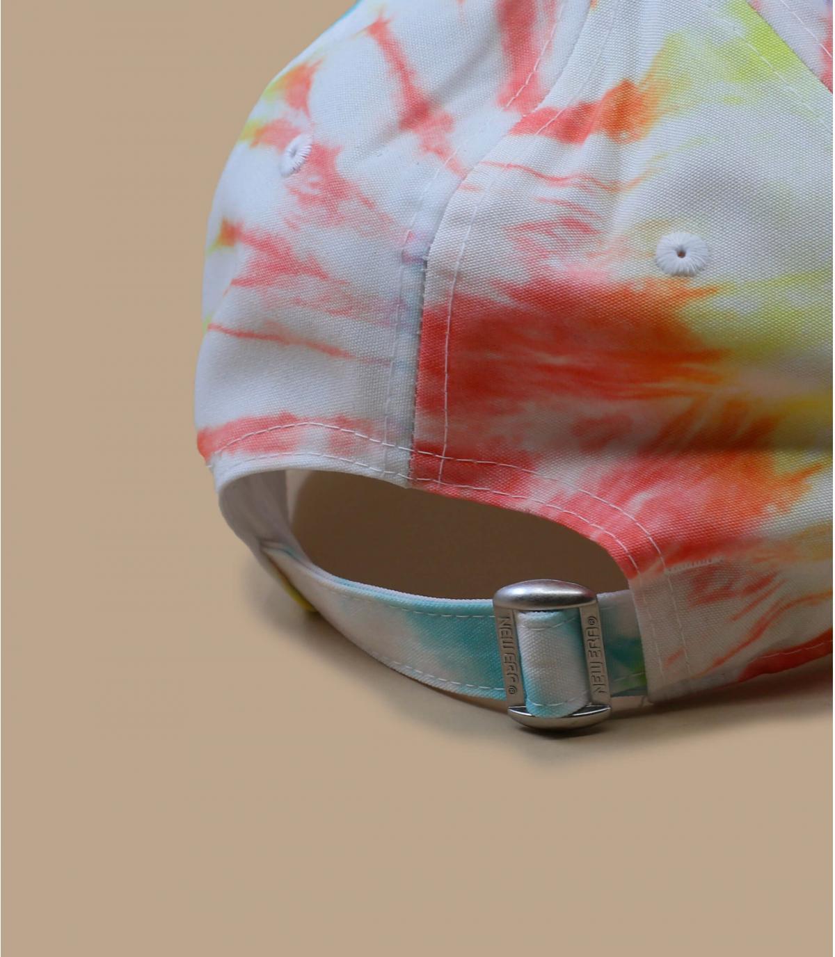 Détails Casquette Tie Dye NY 940 white - image 5