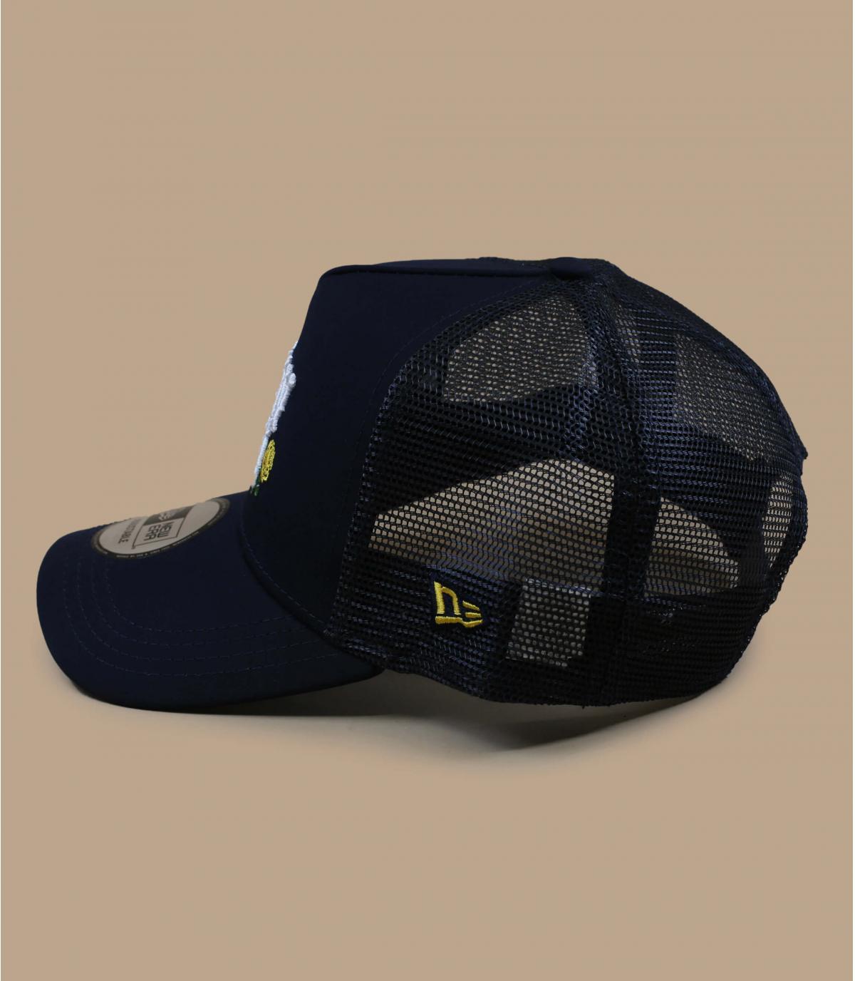 casquette New Era bleu