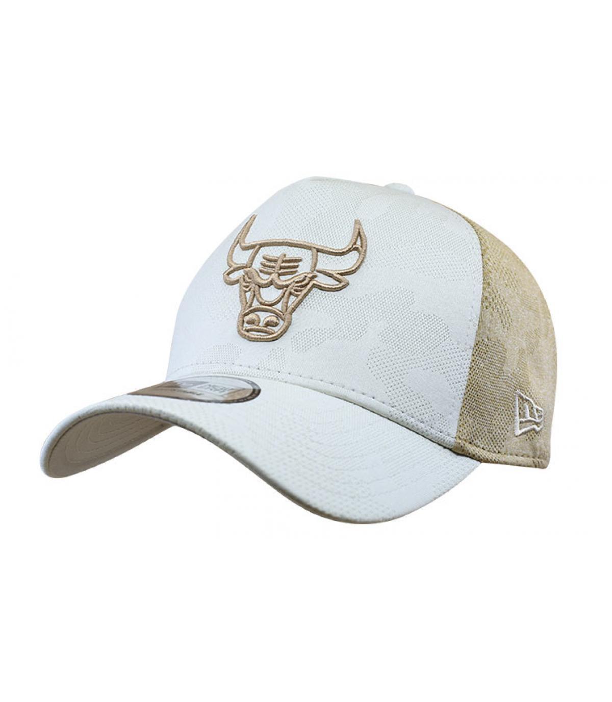 trucker Bulls beige