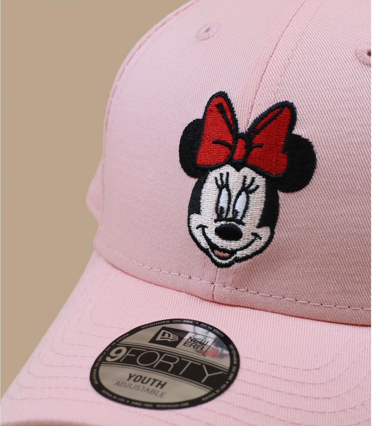 Détails Casquette Kids Minnie Character pink lemonade - image 2